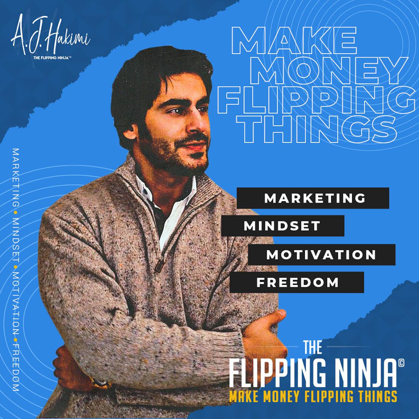 The Flipping Ninja Podcast: Make Money Flipping Things